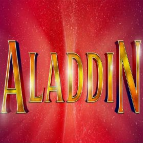 Aladdin - Pantomime Show Cover