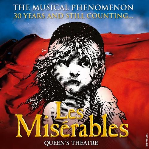 Les Miserables Show Cover