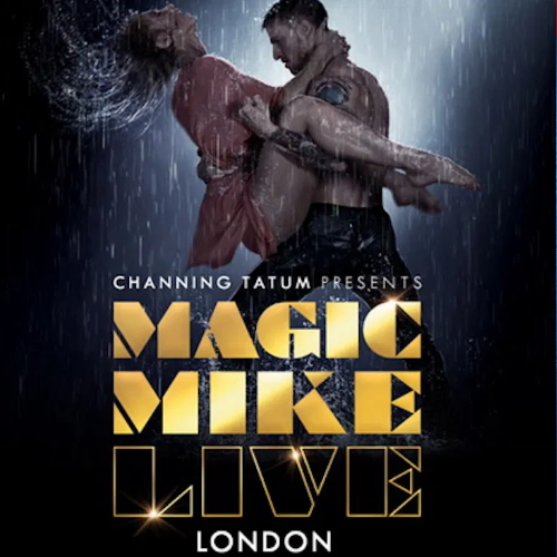 Magic Mike Live Show Cover