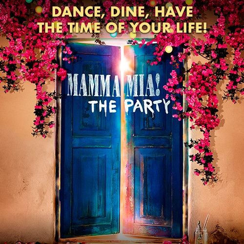Mamma Mia! The Party Show Cover