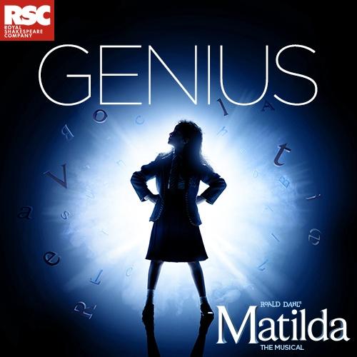 Matilda Show Cover
