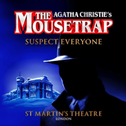 Mousetrap Show Cover