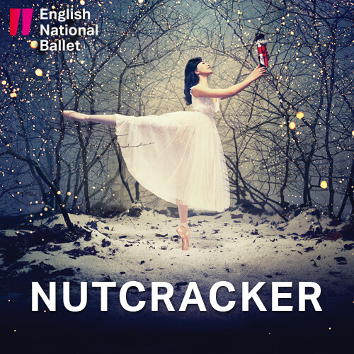 Nutcracker Show Cover