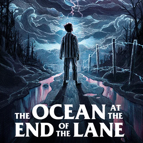 Ocean at the End of the Lane Show Cover
