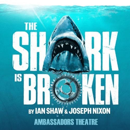 Shark is Broken Show Cover