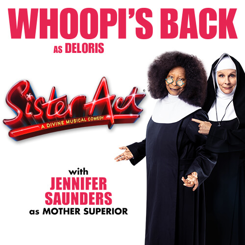 Sister Act Show Cover