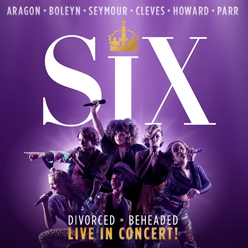 Six Show Cover